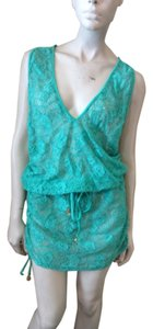 Luli Fama Luli Fama Lace cover up dress
