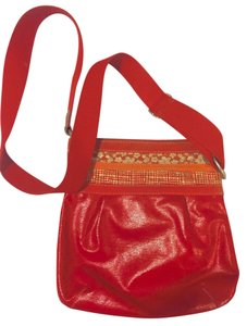 Fossil Satchel Cross Body Bag