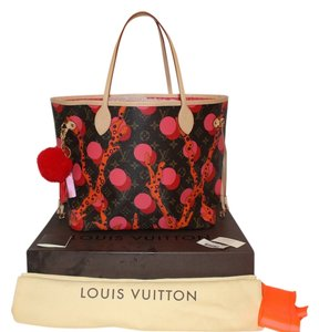Louis Vuitton Neverfull Limited Edition Monogram Tote in Ramages