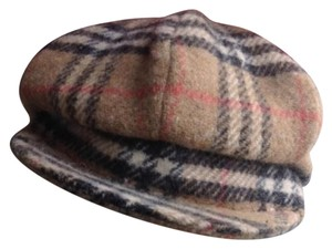 Burberry AUTHENTIC BURBERRY WOOL CABBIE HAT SIZE M