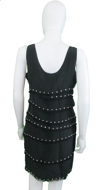 Madison Marcus Studs Layers Tiers Dress