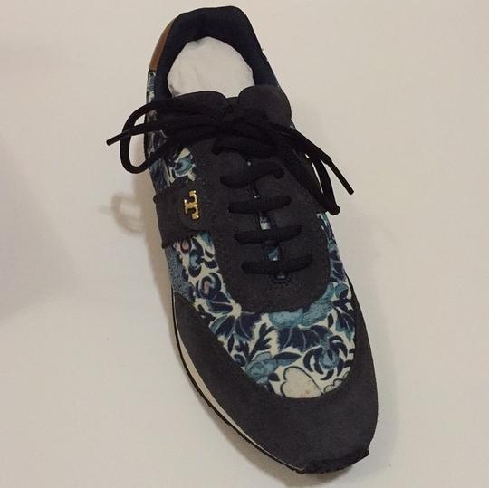 Tory Burch charcoal navy Athletic Image 1