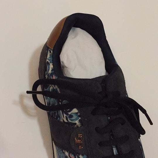 Tory Burch charcoal navy Athletic Image 4