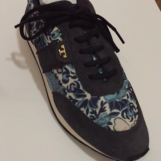 Tory Burch charcoal navy Athletic Image 5