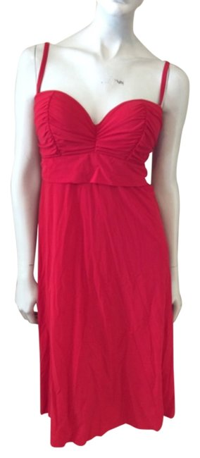Item - Red Cover-up/Sarong Size 12 (L)