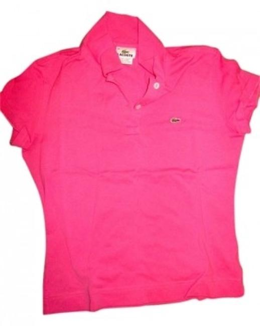 Preload https://item1.tradesy.com/images/lacoste-pink-tee-shirt-size-4-s-11375-0-0.jpg?width=400&height=650