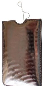 Burberry London Burberry London Cell Phone Cover Case Metallic Bronze Design Fits i-phone 4 NEW