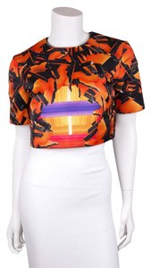 Peter Pilotto Top Orange