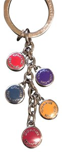 Coach COACH BUTTONS MULTI MIX KEY RING