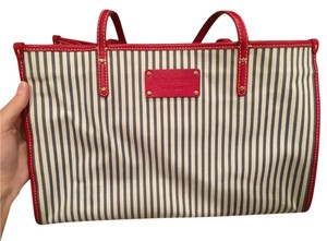 Kate Spade Tote in blue white red