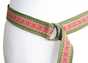 Other boho hippie embroidered belt