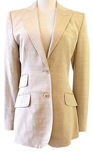 Dolce&Gabbana Taupe jacket pant suit