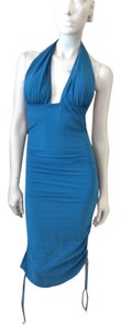 Diva by Rachel Pappo sexy jersey coverup dress