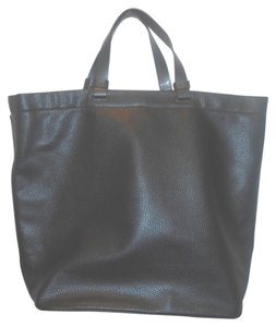 BDG Urban Outfitters Vegan Leather Tote in Black