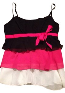 Soulmates Top Black, White, and Pink