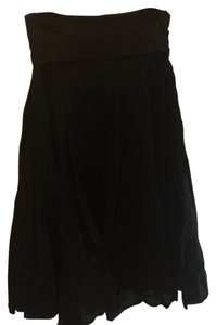 Bisou Bisou Travel Maxi Maxi Skirt Black