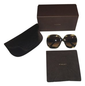 Tom Ford Pre-owned Tom Ford beige designer sunglasses