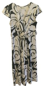 Black and White Maxi Dress by Merona Summer