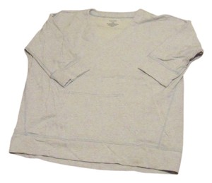 Sonoma T Shirt blue-grey with flecks of pink and other pastels