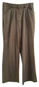 Worthington Wide Leg Pants Tan