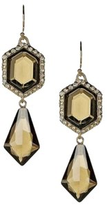 Alexis Bittar Alexis Bittar Miss Havisham Citrine Dazzling Earrings