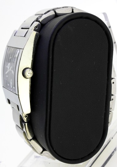 Gucci * Gucci Mens 7700M Swiss Quartz Watch in stainless steel Band Image 4