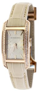 Burberry Burberry BU1119 ROSE GOLD AND DIAMONDS LIMITED EDITION