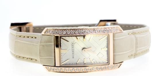 Burberry Burberry BU1119 ROSE GOLD AND DIAMONDS LIMITED EDITION Image 1