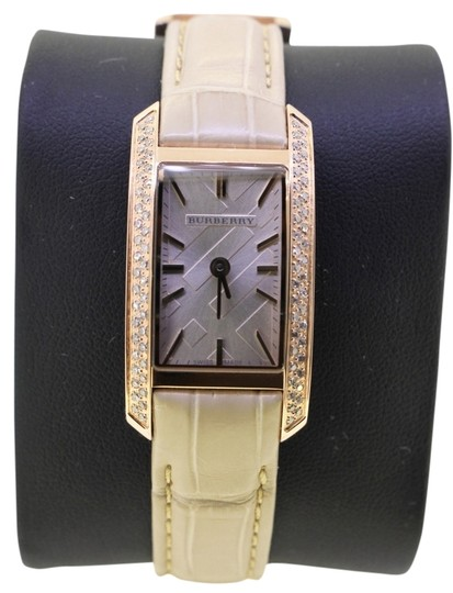 Burberry Burberry BU1119 ROSE GOLD AND DIAMONDS LIMITED EDITION Image 10