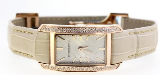 Burberry Burberry BU1119 ROSE GOLD AND DIAMONDS LIMITED EDITION Image 9
