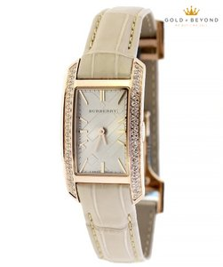 Burberry Burberry The Pioneer BU1119 ROSE GOLD AND DIAMONDS LIMITED EDITION