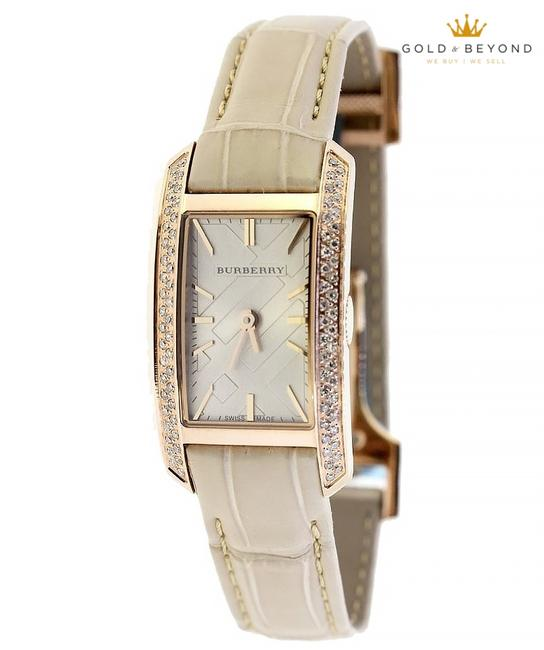 Item - The Pioneer 18k Rose Gold Bu1119 and Diamonds Limited Edition Watch