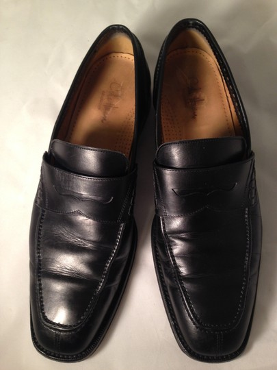 Cole Haan Nike Men's Mens Loafer Black Leather Flats