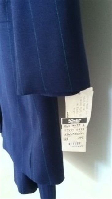 Michelle Stuart Navy Blue Suit for Office
