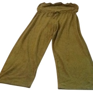 Newport News Flare Pants Olive green