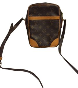 Louis Vuitton Danube Saint Cloud Marly Cross Body Bag