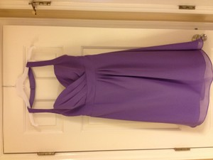 Alfred Angelo Purple 7172 Dress