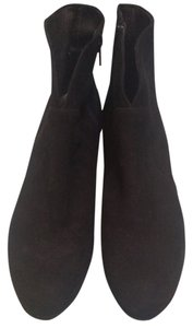Cordani Made In Italy Laraby Suede Black Boots