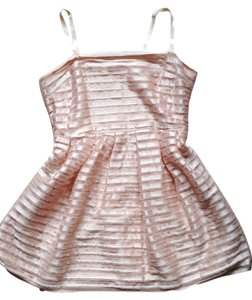 H&M short dress Light pink on Tradesy