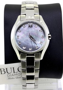 Bulova Bulova Women's 96P158 Diamonds Maiden Lane Watch