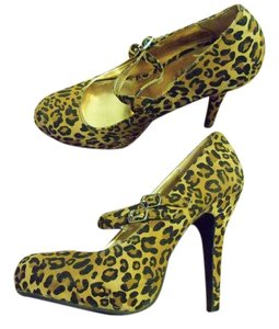Mossimo Supply Co. Very Cool animal print Pumps