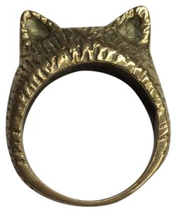 Kitty Cat Ring! Size 7.5
