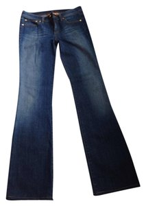 Tory Burch Boot Cut Pants Blue