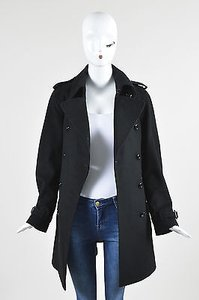 Burberry London Wool Pea Coat
