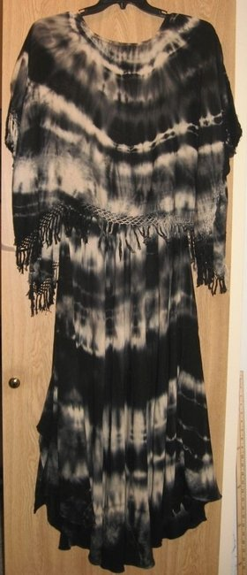 Other Bohemian Tie Dye Dress