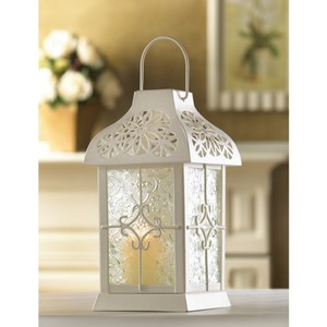 12- Victorian Gazebo Candle Lanterns