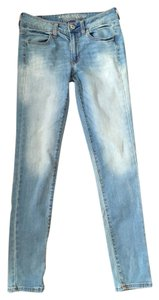 American Eagle Outfitters Denim Premium Vintage Jeggings-Medium Wash
