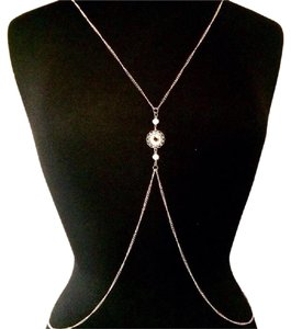 Crystal Body Chain Jewelry. Crystal Body Chain Jewelry