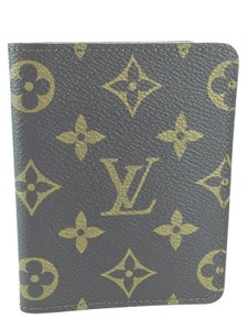 Louis Vuitton Louis Vuitton Bifold Card Case