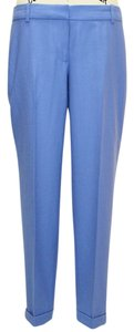 J.Crew Mini Trousers Yacht Blue Size 2 Minis Capri/Cropped Pants